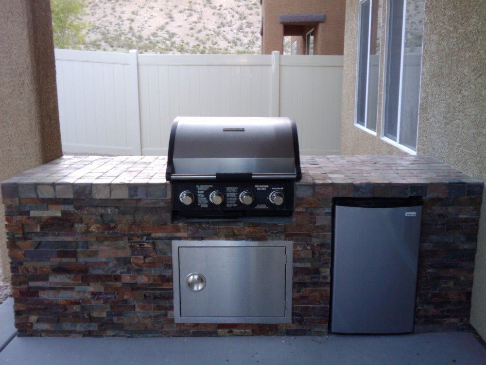 Las Vegas Natural Stone Barbecue