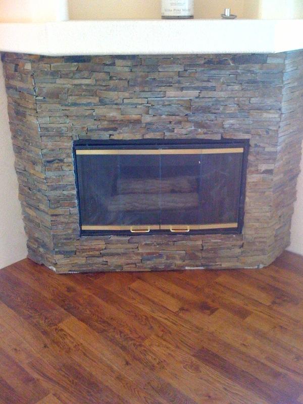 Stone Fireplace Las Vegas