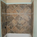 Tub Surround Custom Design