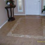 Entryway Floor Inserts