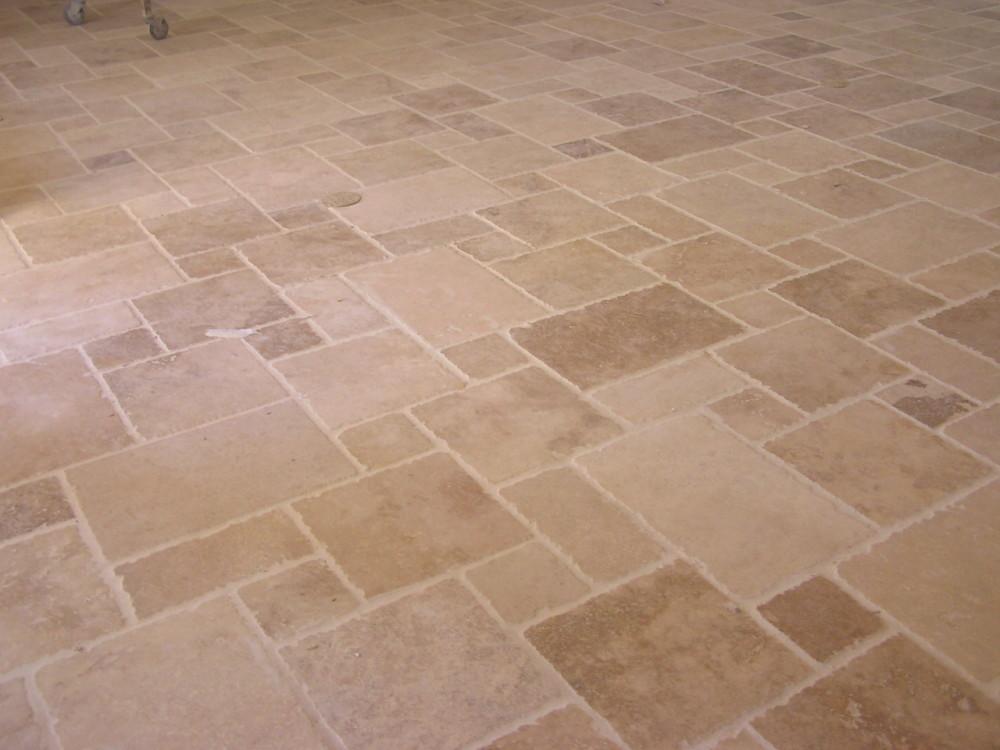 Rustic Natural Stone Flooring