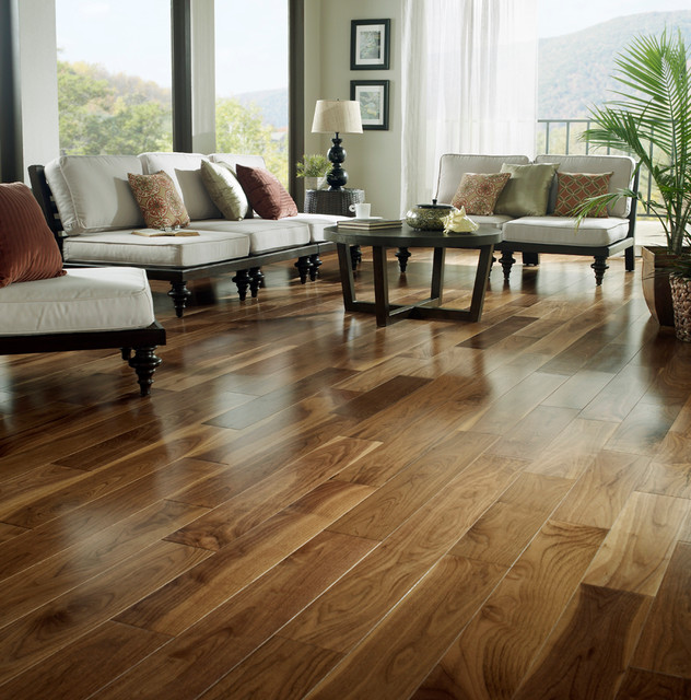 hardwood versus laminate flooring