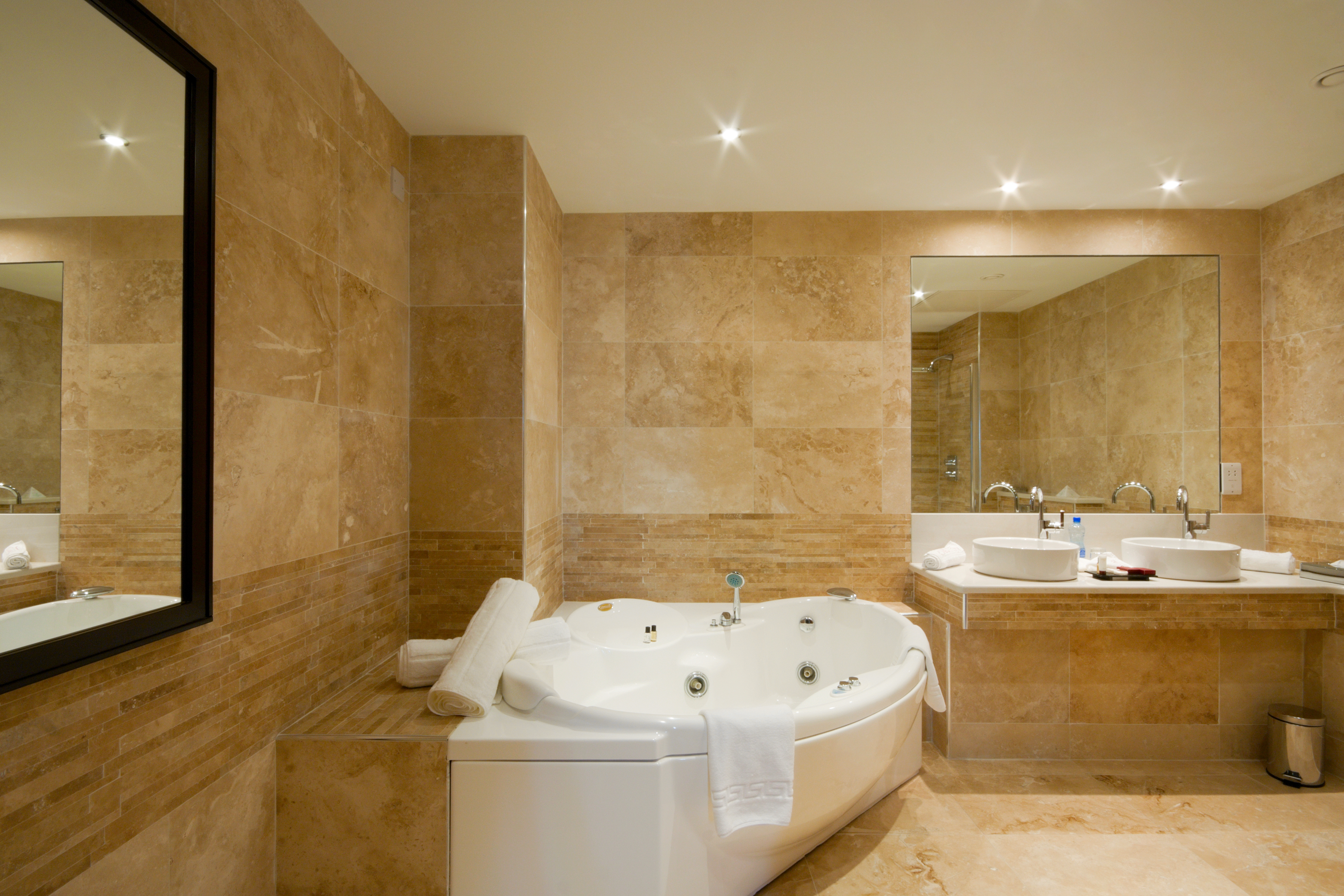 Bathroom Interior Tiles