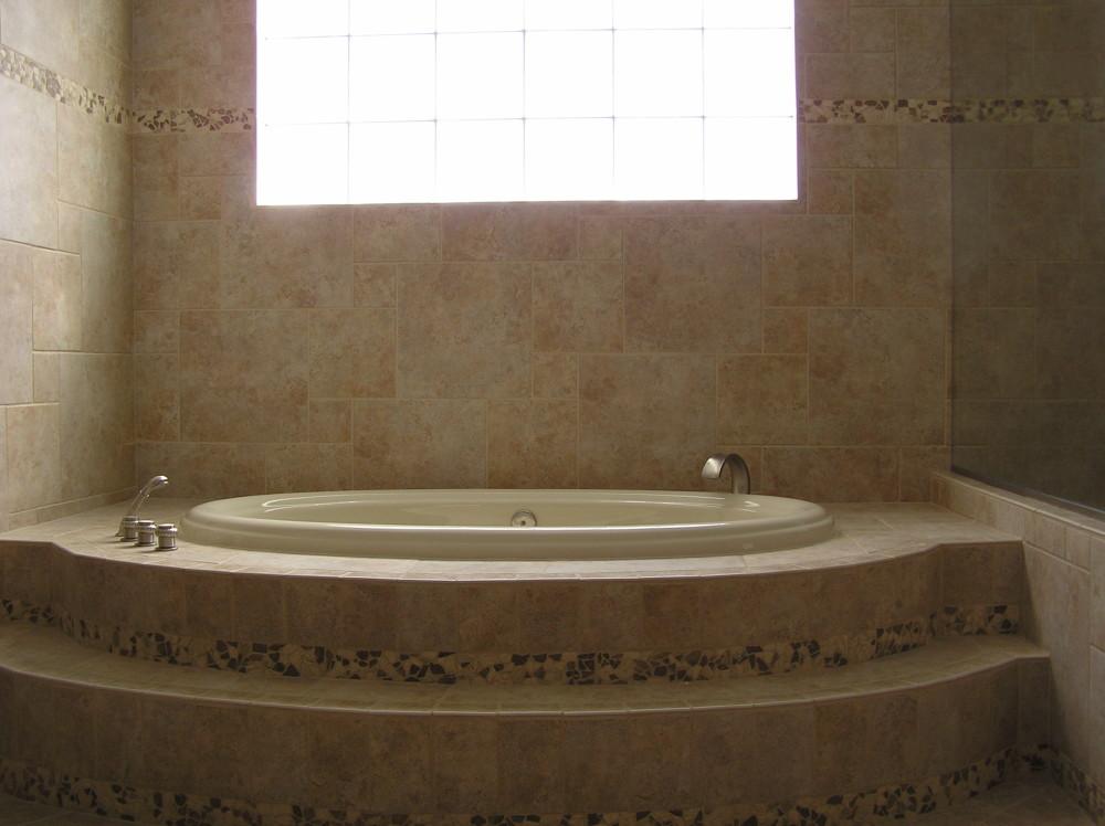 Natural Stone & Tile Tub
