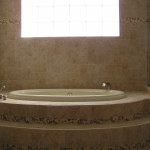 Natural Stone & Tile Tub