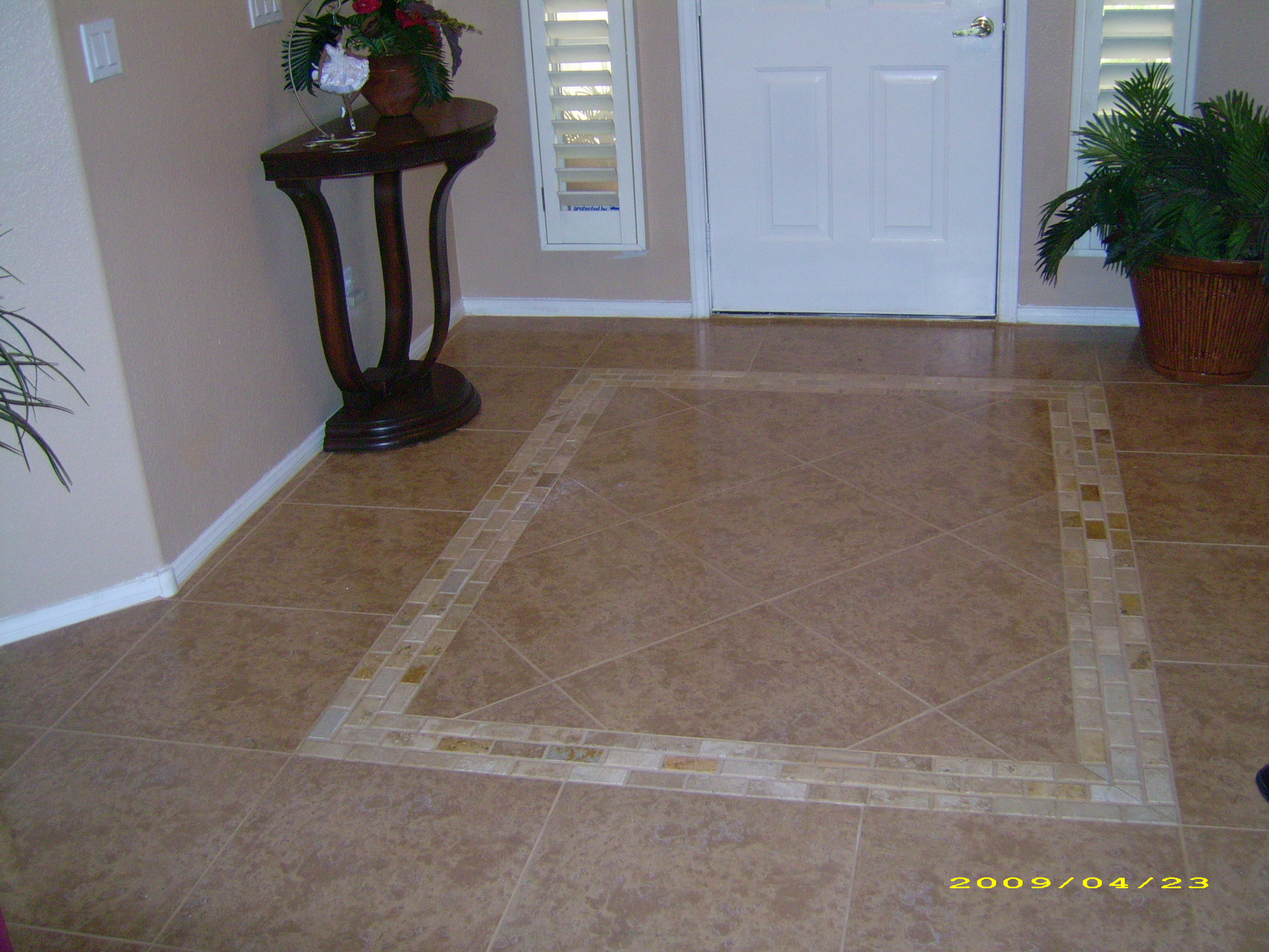 Foyer Tile Utah : Entry way flooring gurus floor